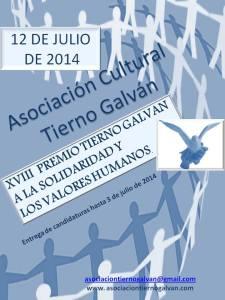 Premio Tierno Galvan